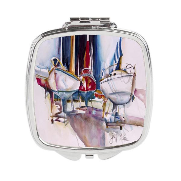 Buy this Dry Dock Sailboats Compact Mirror JMK1240SCM