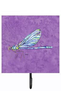 Buy this Dragonfly on Purple Leash or Key Holder
