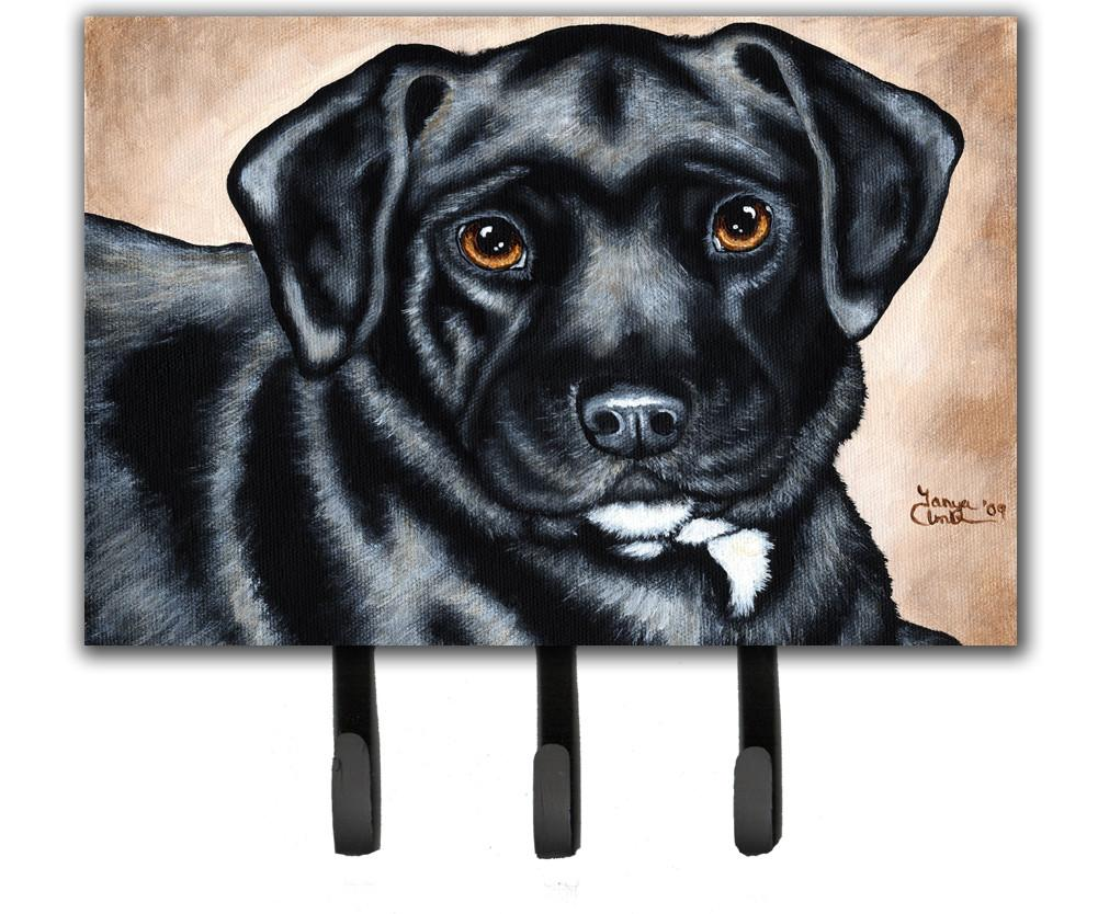 Buy this Black Bart the Labrador Leash or Key Holder AMB1415TH68