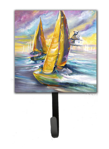 Buy this Middle Bay Lighthouse Sailboats Leash or Key Holder JMK1234SH4