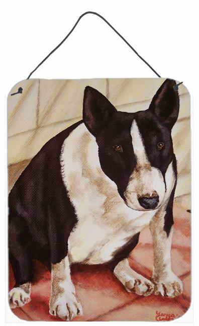 Buy this Bull Terrier English Bully Wall or Door Hanging Prints AMB1034DS1216