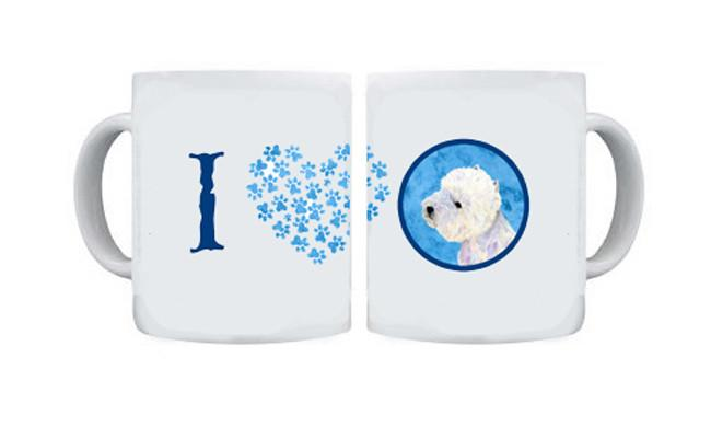 Westie  Dishwasher Safe Microwavable Ceramic Coffee Mug 15 ounce by Caroline's Treasures
