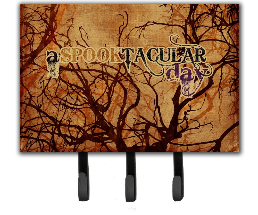 Buy this A Spook Tacular Day Halloween Leash or Key Holder