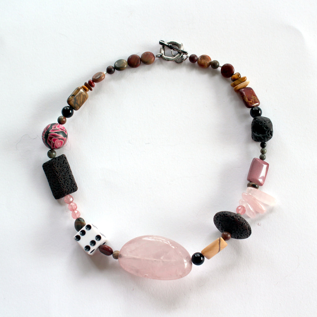 Bead Collection Necklace #2