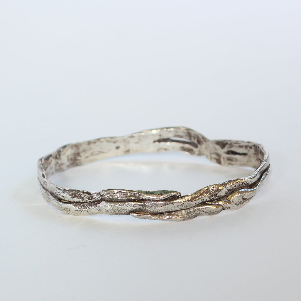 Coiled Bangle #4