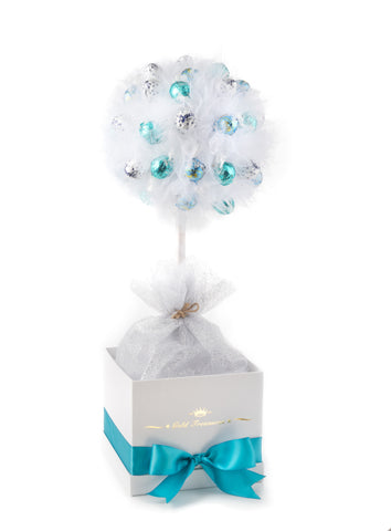 Milky Wonder: Milk Chocolate Tree with Lindt & Baci Perugina Chocolate