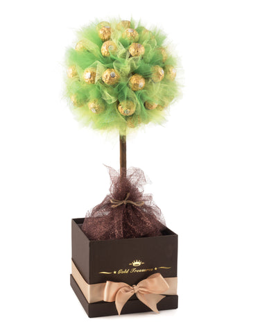 Ferrero Delight: Ferrero Rocher Chocolate Gift Tree