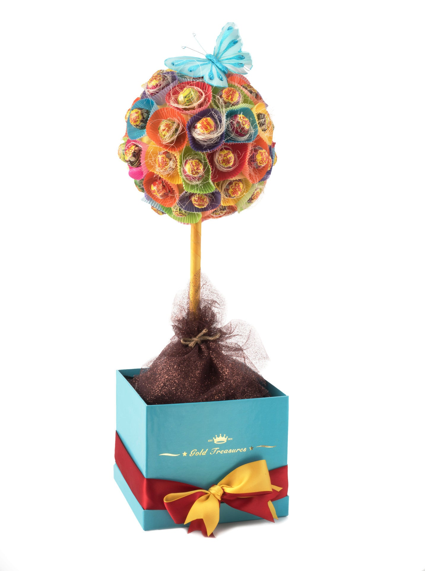 Lollipop Madness: Chupa Chups Lollipop Gift Bouquet