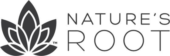 nature's root CBD products logo