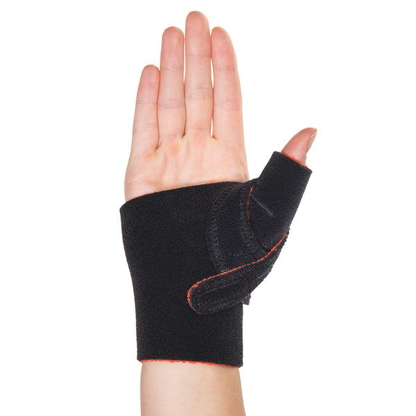Thermoskin Cross-X CMC Thumb splint for right or left hand