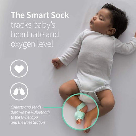 Image of Owlet Smart Sock 2