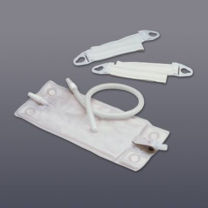 Image of Urinary Leg Bag with Ani-Reflux Valve– Sterile
