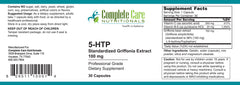 5-HTP / Standardized Griffonia Extract