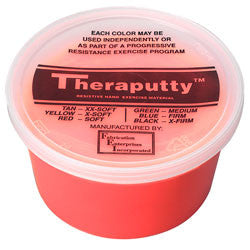 CanDo®  Theraputty®  Exercise Material - 1 lb