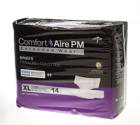 Image of ComfortAire PM Extended Wear Briefs