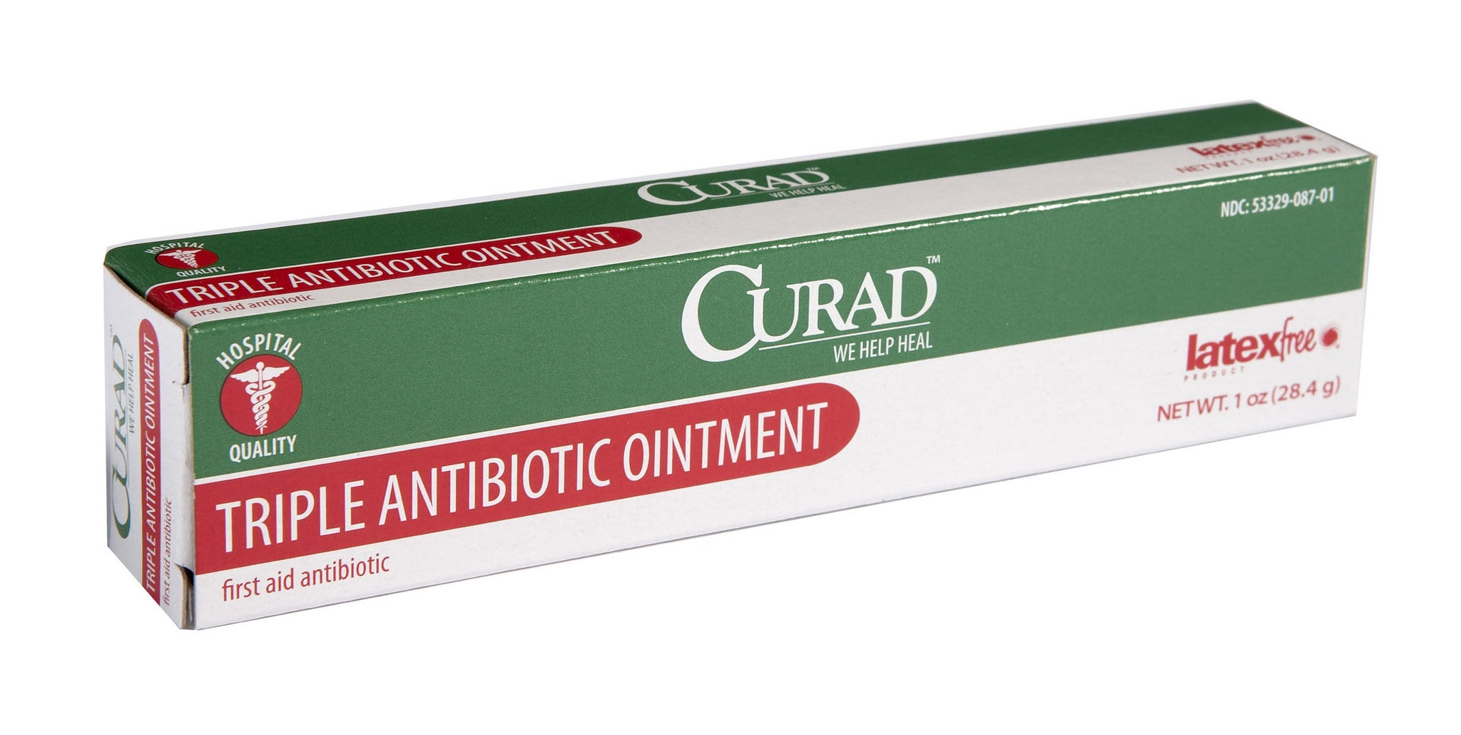 TRIPLE ANTIBIOTIC OIN, 1 OZ TUBE
