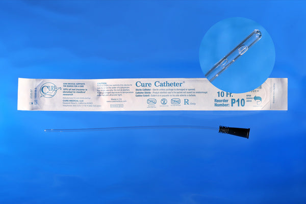 Cure Pediatric Catheters