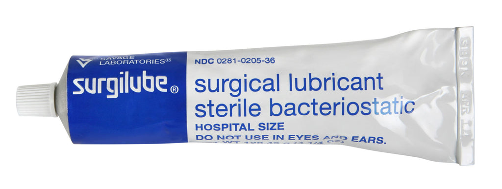 4.25oz Surgilube Surgical Lubricant