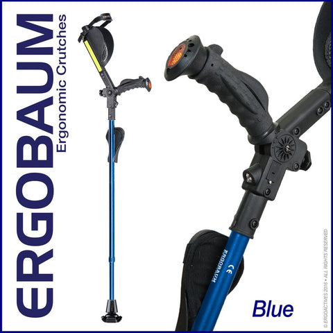 Image of Ergobaum 7G Royal Crutches