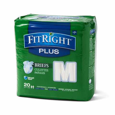 Image of FitRight Plus Briefs