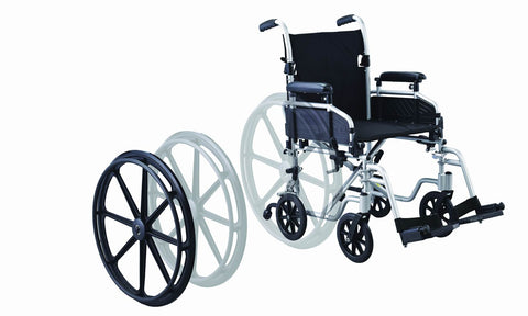 Converter Wheelchair/Transport Chair