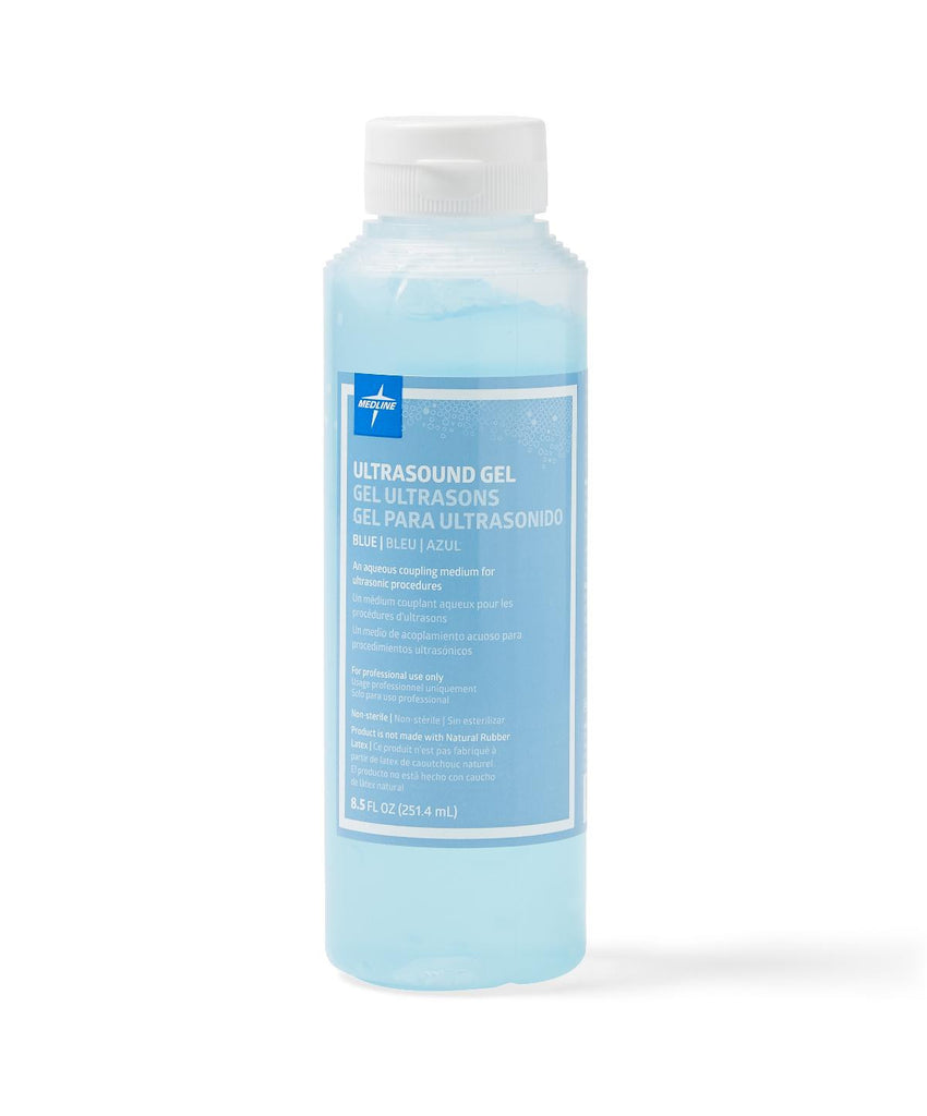 GEL,ULTRASOUND,8.5 OZ,SQUEEZE BOTTLE