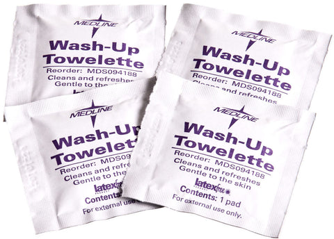 TOWELETTE,WASH-UP,1000EA/CS