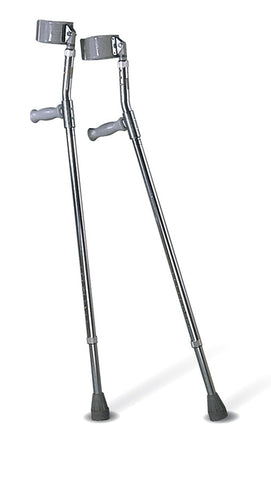 Image of TIP,CRUTCH,SUPER,XL,GRAY