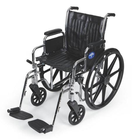 Image of 2000 Wheelchairs | 20"