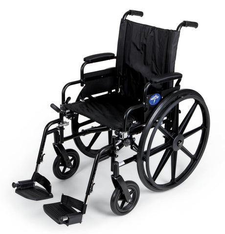 Image of K4 Basic Lightweight Wheelchairs | Swing Back Desk Arms (1 Count)