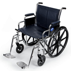 Extra-Wide Wheelchairs (1 Count)