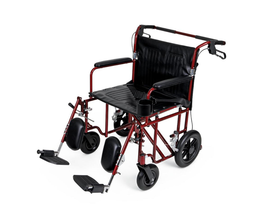"WHEELCHAIR,FREEDOM PLUS,22"" WIDE"