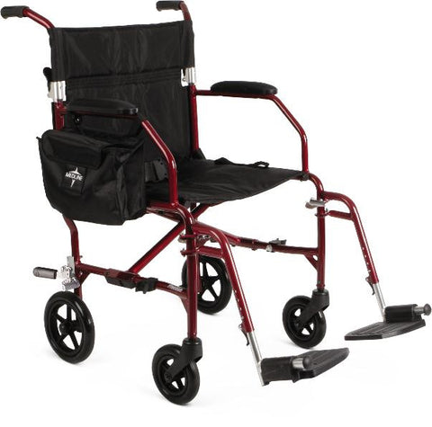 Image of Freedom 2 Transport Chairs | Ultralight | Various Colors (1 Count)