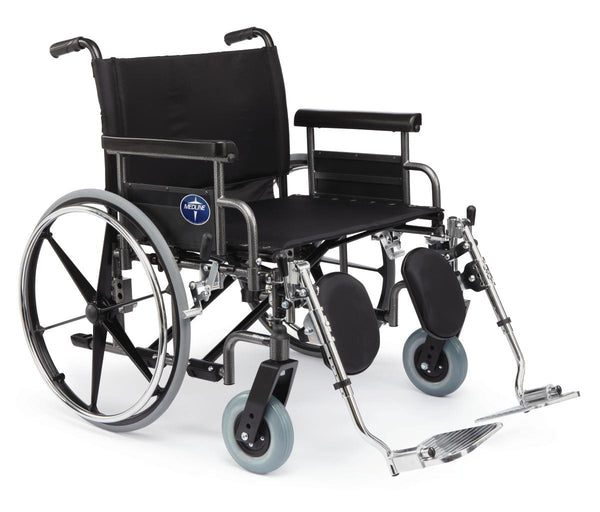 Shuttle Extra-Wide Wheelchairs