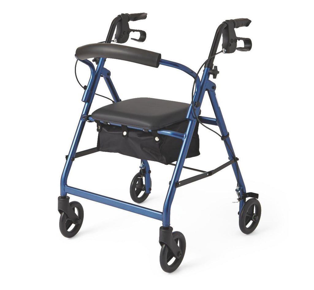ROLLATOR,BASIC,BLUE