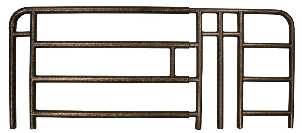 RAIL,SIDE,SPRING LOADED,4 BAR,1 PAIR