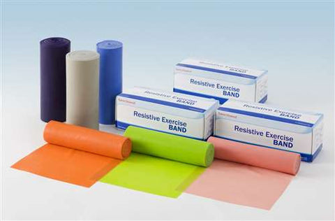 Image of Exercise Bands | 6YD ROLLS