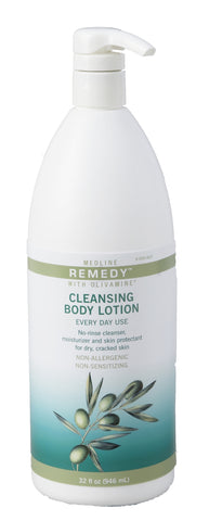 LOTION,CLEANSING,REMEDY,32 OZ,PUMP