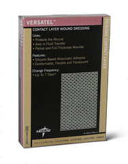 Versatel Contact Layer Dressings 2X3 (50 Count)