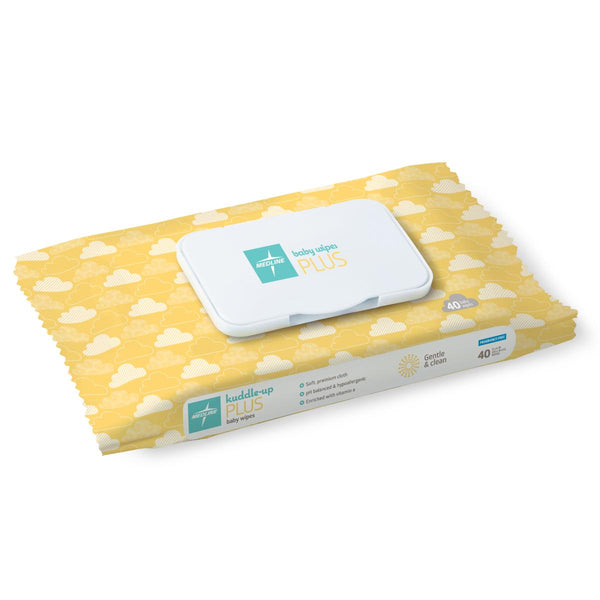 Baby Wipes Plus