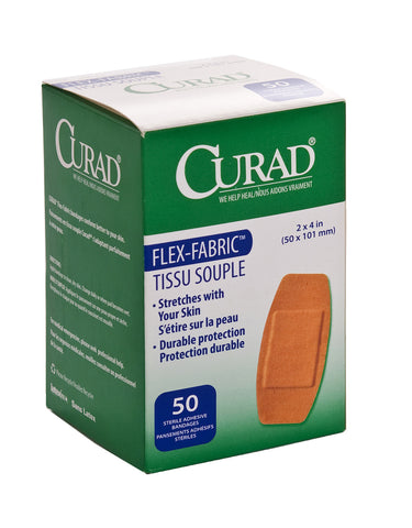 Image of CURAD® Fabric Adhesive Bandages | Natural