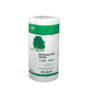 PAPER,TOWEL,ROLL,PERF, WHITE, 2550SHT/CS
