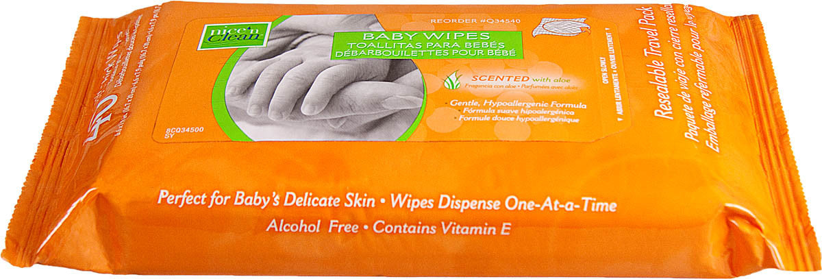 Nice'n Clean® Baby Wipes by PDI, Inc