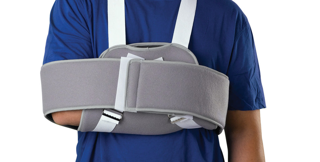 IMMOBILIZER,SHOULDER,SLING&SWATH,UNIV,EA