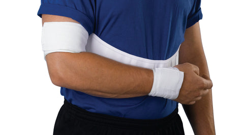 IMMOBILIZER,SHOULDER,ELASTIC,XL,EA
