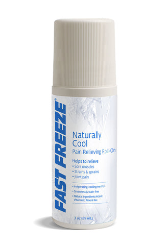 Image of Fast Freeze Cold Therapy Pain Relief Gel