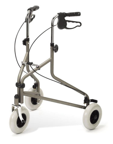 Tri-Wheeled Rollators (1 Count)