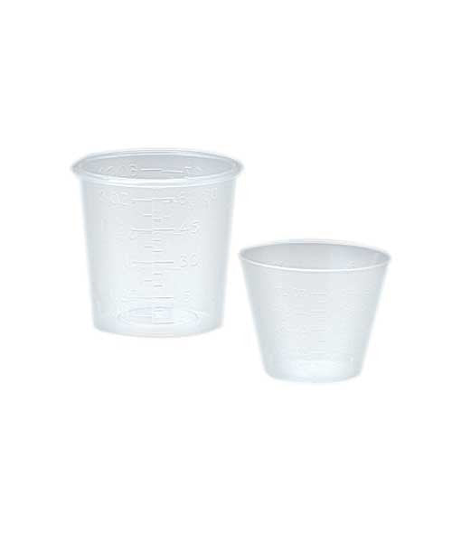 Medicine Cups by Medical Action 1 OZ (5000 Count)