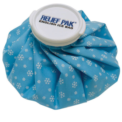 "Relief Pak® English ice cap reusable ice bag - 9"" diameter"
