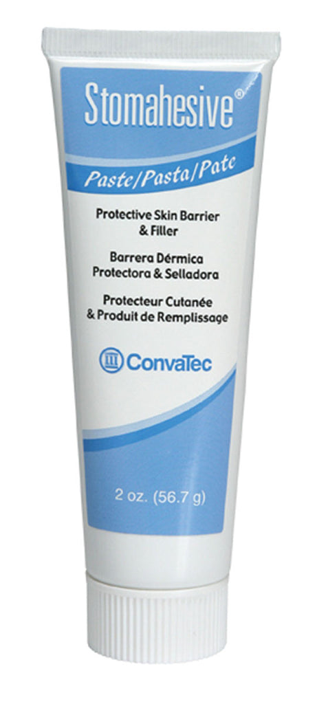 PASTE, STOMAHESIVE,SKIN BARRIER,2OZ TUBE